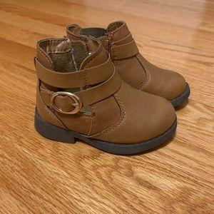 Oshkosh B'gosh toddler / baby girl boots